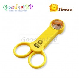 Simba Safety Scissors with Magnifier
