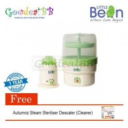 Little Bean Sterilizer + Warmer Combo Set