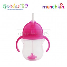 Munchkin Click Lock™ Weighted Flexi-Straw Cup - 7oz