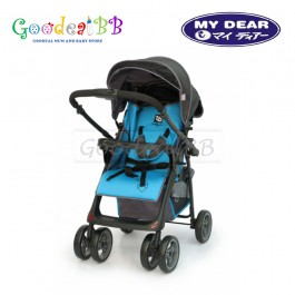 My Dear 18056 Baby Stroller - Blue