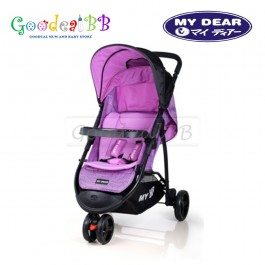 My Dear Baby 3 wheels Stroller 18118