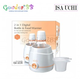 ISA UCHI 2 in 1 Digital Bottle & Food Warmer