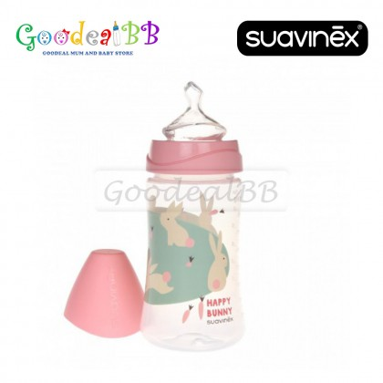 Classic Series PP Glass Feeding Bottle Handles Wide Neck Avent For Baby