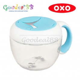 OXO Tot Flippy Snack Cup with Travel Cup