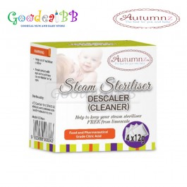 Autumnz Steam Steriliser Descaler (Cleaner)