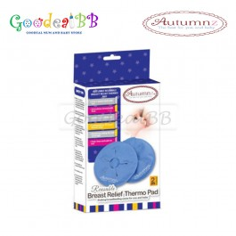 Autumnz Reusable Breast Relief Thermo Pads (BPA free) (2 pcs)