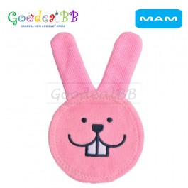 MAM Oral Care Rabbit Teething Glove