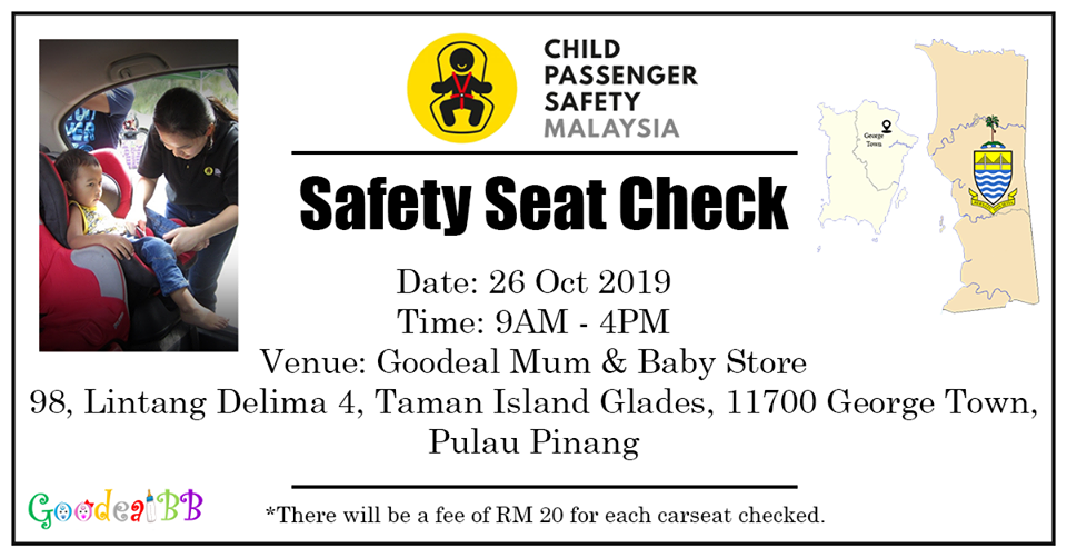 Safety Seat Check